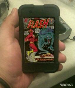 iPhone con Flash